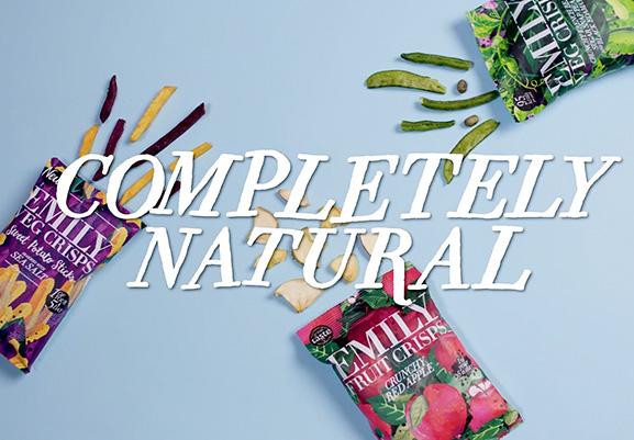 Emily vegatable and fruit crisps