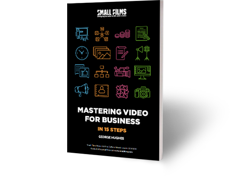 mastering video for business book cover